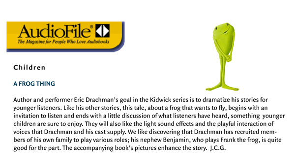 Kidwick Books: Press Room