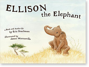 Ellison the Elephat Book Cover