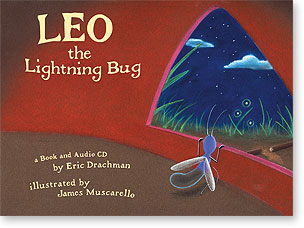 Leo the Lightning Bug Cover